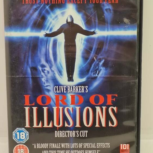 Lord Of Illusions [Director's Cut] (Beg. DVD)