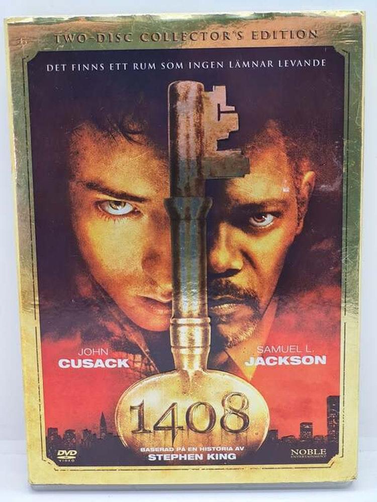 1408 [2-Disc Collector's Edition, Slipcase] (Beg. DVD)