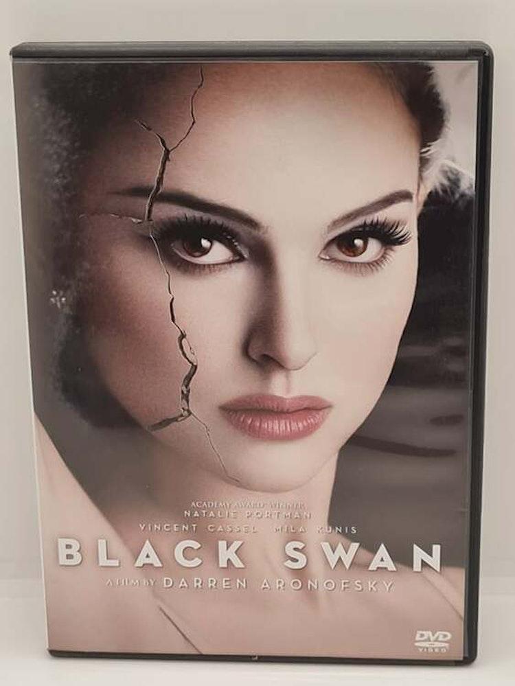 Black Swan (Beg. DVD)