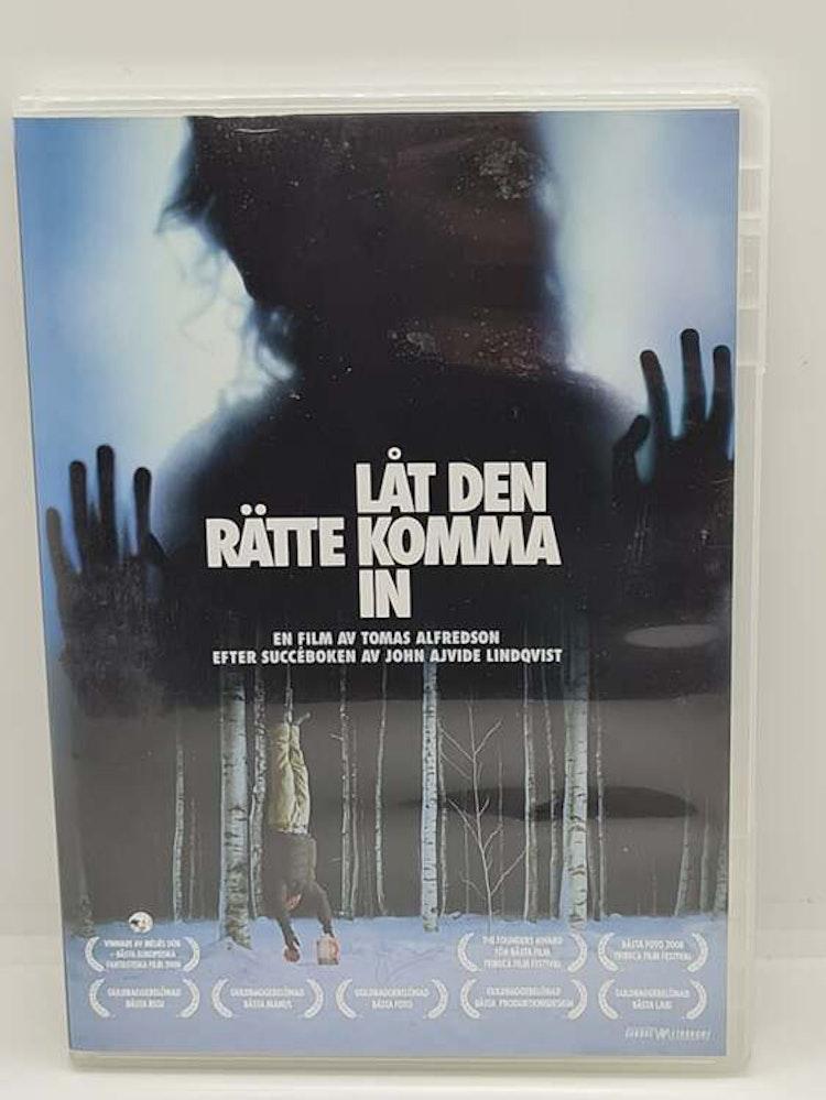 Låt Den Rätte Komma In (Beg. DVD)