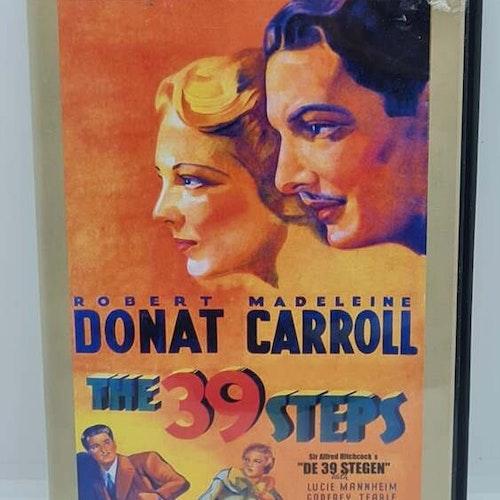 The 39 Steps (Beg. DVD)