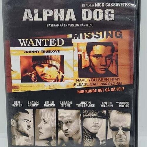 Alpha Dog (Beg. DVD)
