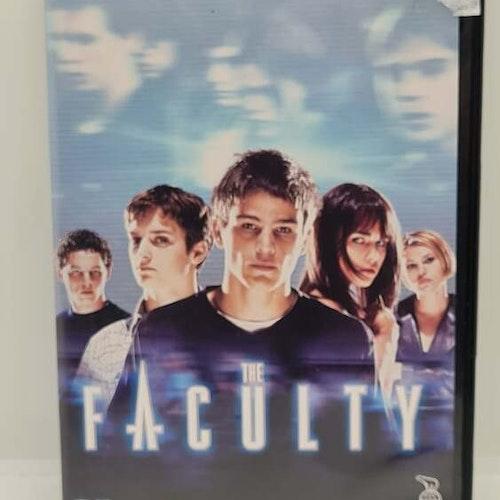 The Faculty (Beg. DVD)