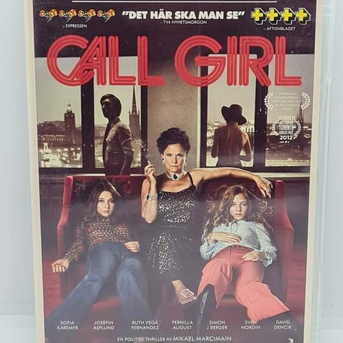 Call Girl (Beg. DVD)
