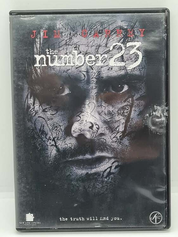 The Number 23 (Beg. DVD)