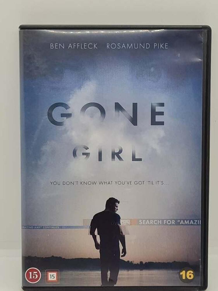 Gone Girl (Beg. DVD)