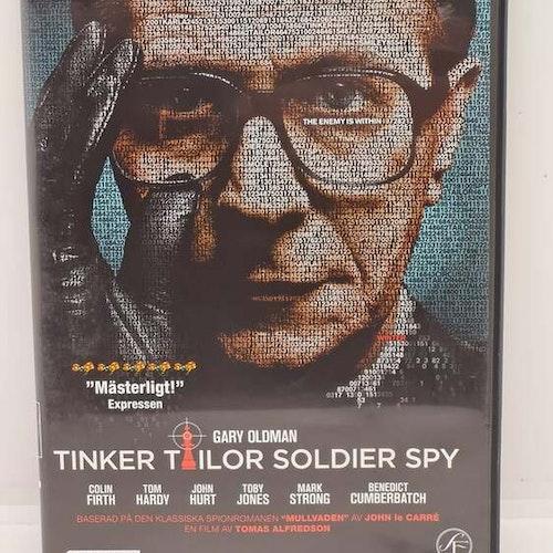 Tinker Tailor Soldier Spy (Beg. DVD)