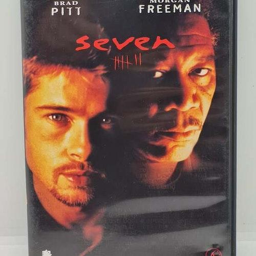 Seven (Beg. DVD)