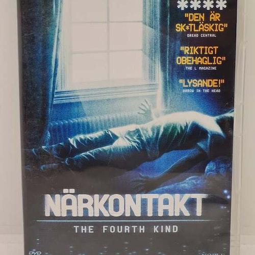 Närkontakt (Beg. DVD)