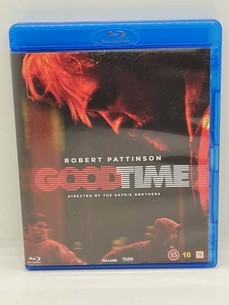 Good Time (Beg. Blu-Ray)
