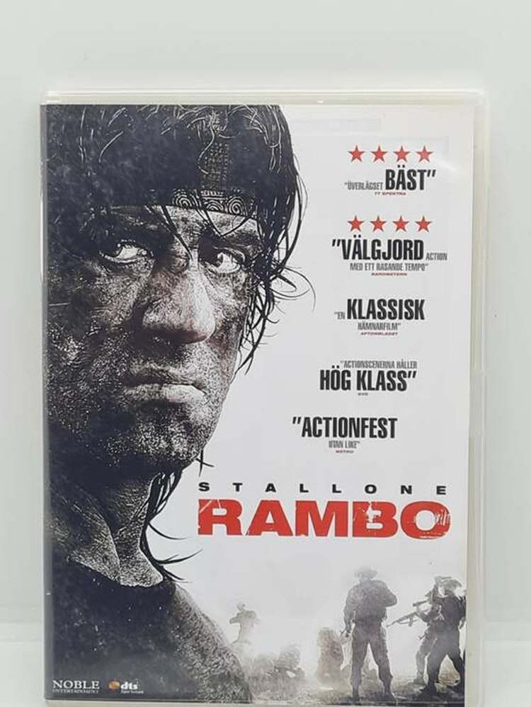 Rambo [2008] (Beg. DVD)