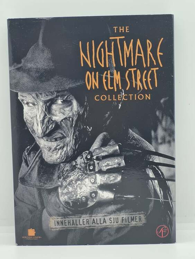 The Nightmare On Elm Street Collection [1-7] (Beg. DVD)