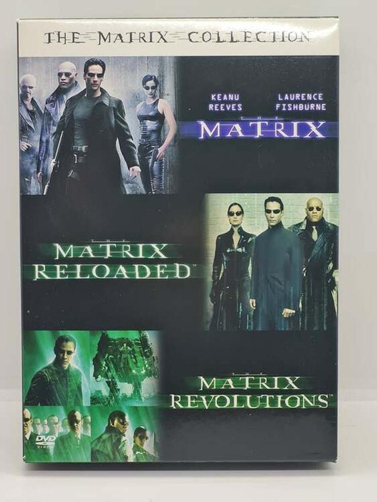 The Matrix Collection [1-3] (Beg. DVD)