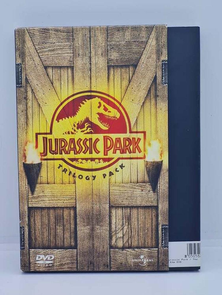 Jurassic Park Trilogy Pack [1-3] (Beg. DVD)