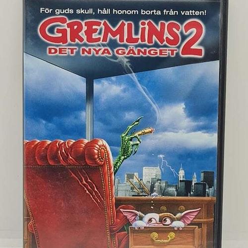 Gremlins 2 - Det Nya Gänget (Beg. DVD)