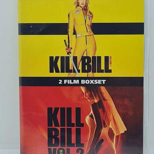 Kill Bill Vol. 1 & 2 (Beg. DVD)