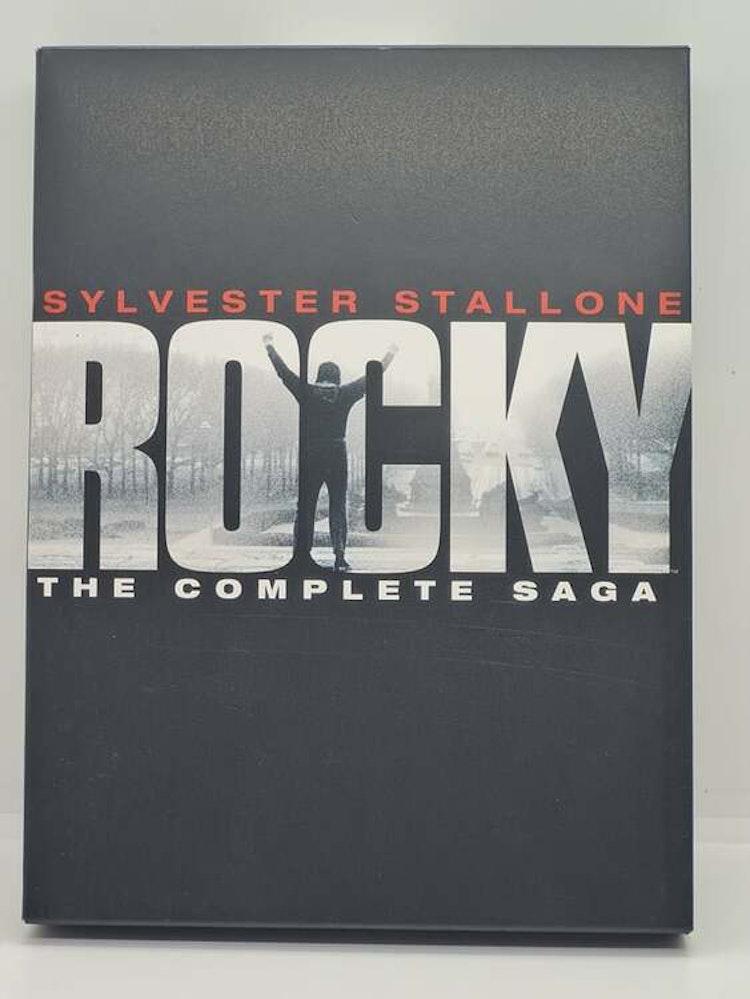 Rocky - The Complete Saga [1-6] (Beg. DVD)