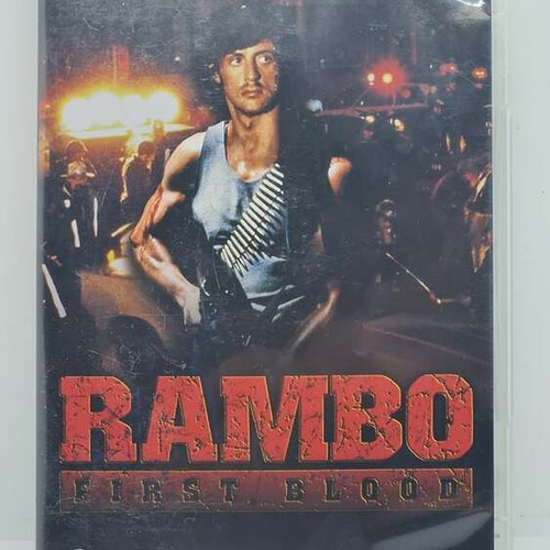 Rambo - First Blood (Beg. DVD)