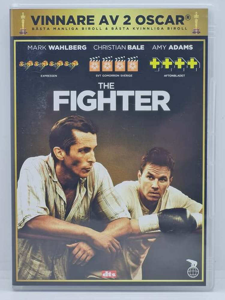 The Fighter (Beg. DVD)