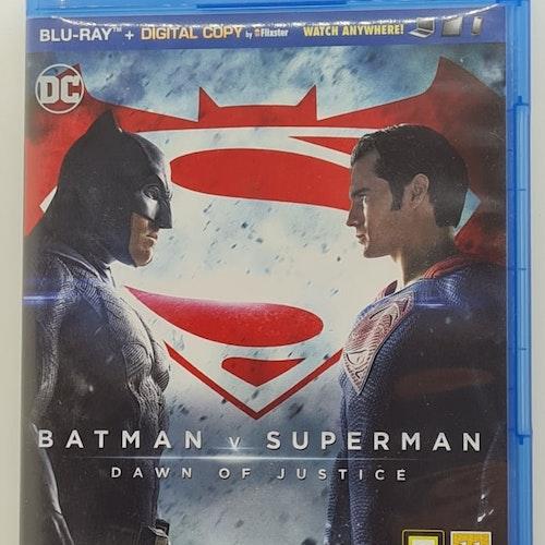 Batman v Superman - Dawn Of Justice (Beg. Blu-Ray)