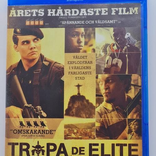 Tropa De Elite (Beg. Blu-Ray)