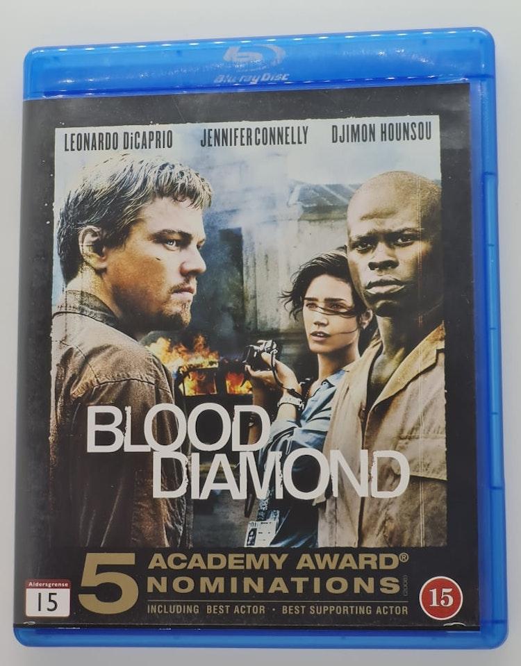 Blood Diamond (Beg. Blu-Ray)