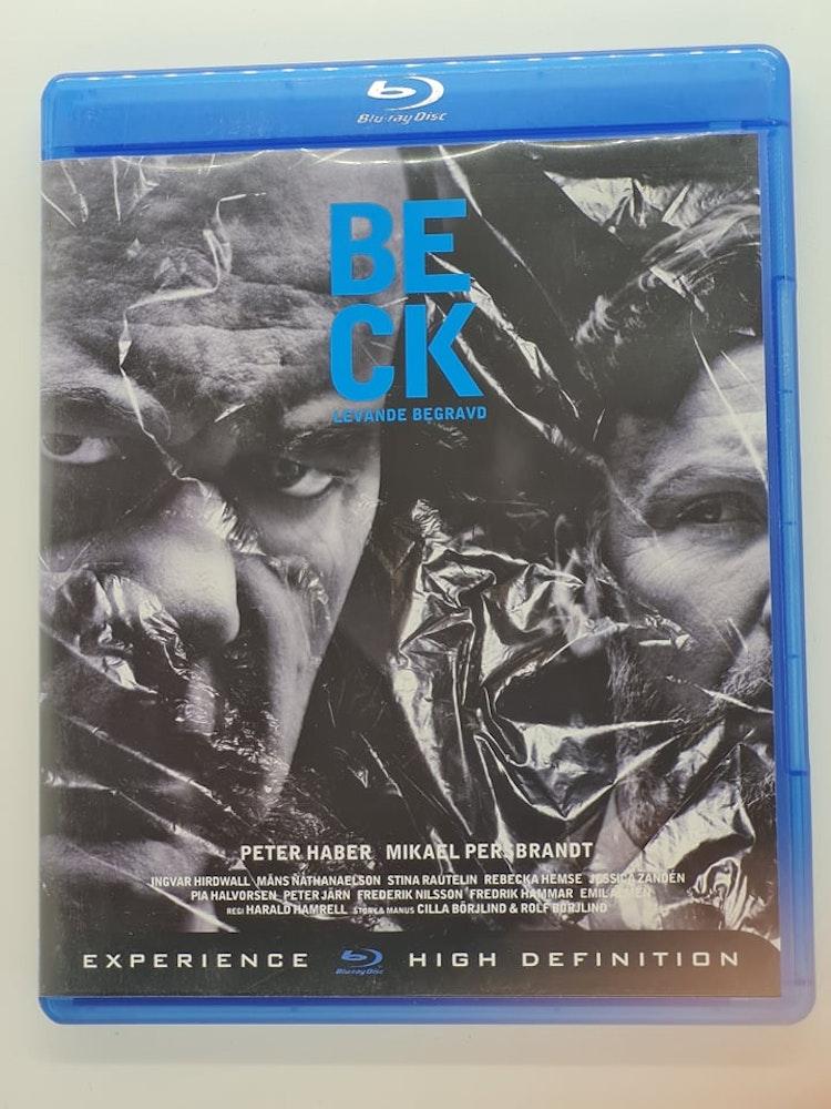 Beck - Levande Begravd (Beg. Blu-Ray)