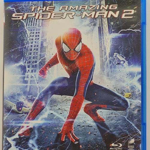 The Amazing Spider-Man 2 (Beg. Blu-Ray)