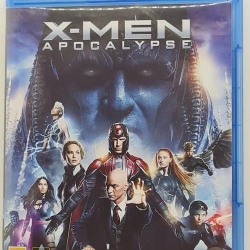 X-Men - Apocalypse (Beg. Blu-Ray)
