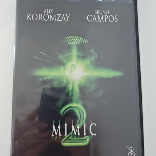 Mimic 2 (Beg. DVD)
