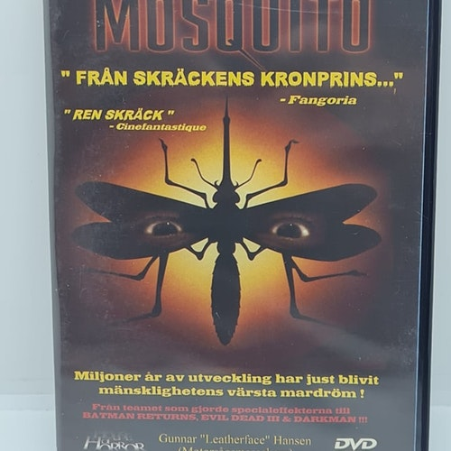 Mosquito (Beg. DVD)