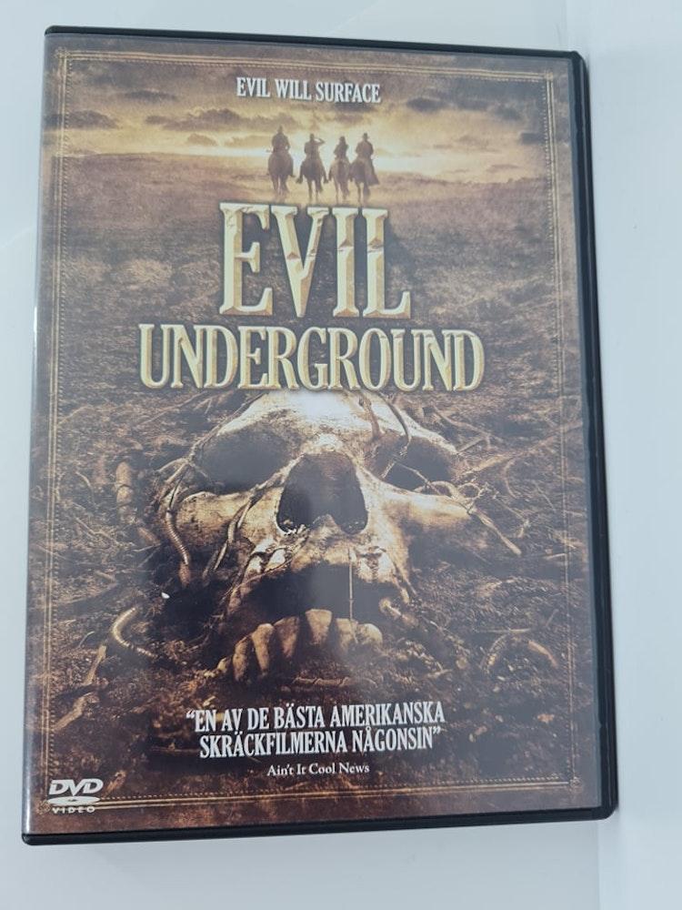 Evil Underground (Beg. DVD)