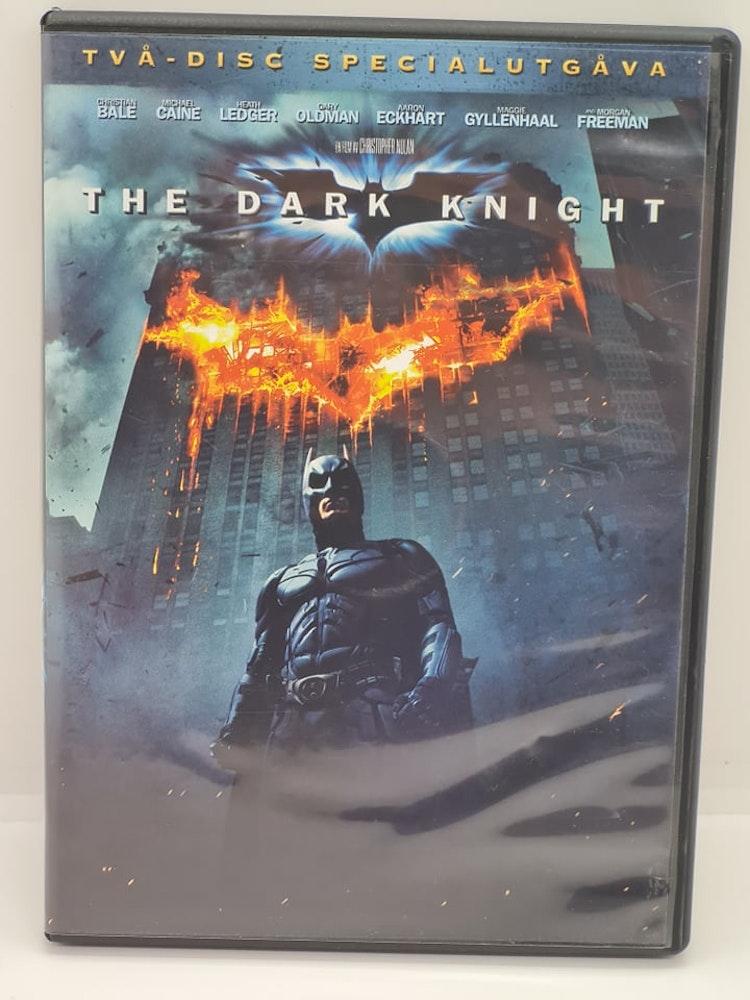 The Dark Knight [Två Disc Specialutgåva] (Beg. DVD)