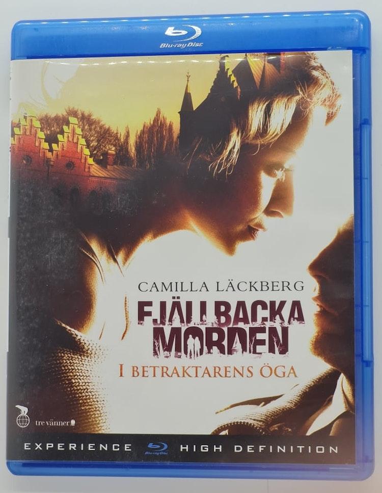 Fjällbacka Morden - I Betraktarens Öga (Beg. Blu-Ray)