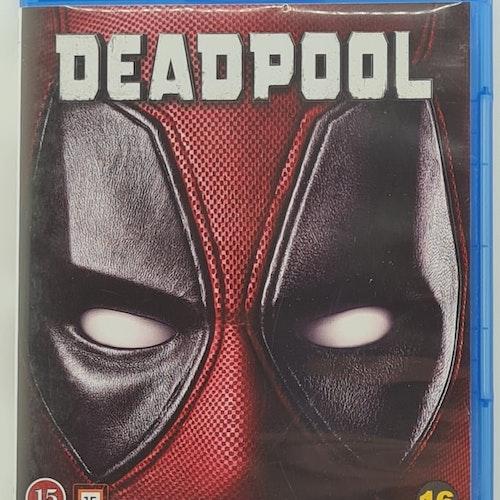 Deadpool (Beg. Blu-Ray)