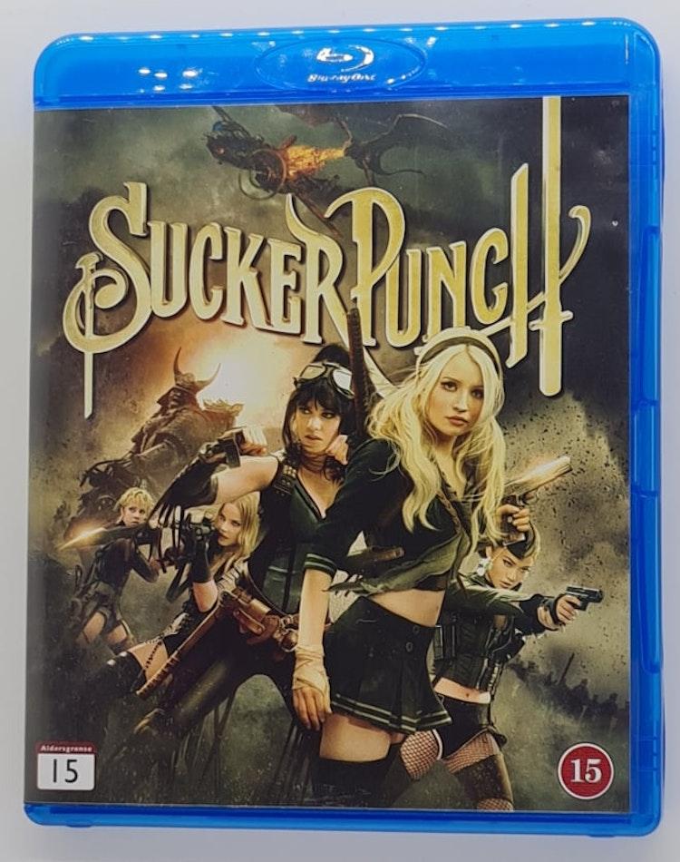 Suckerpunch (Beg. Blu-Ray)
