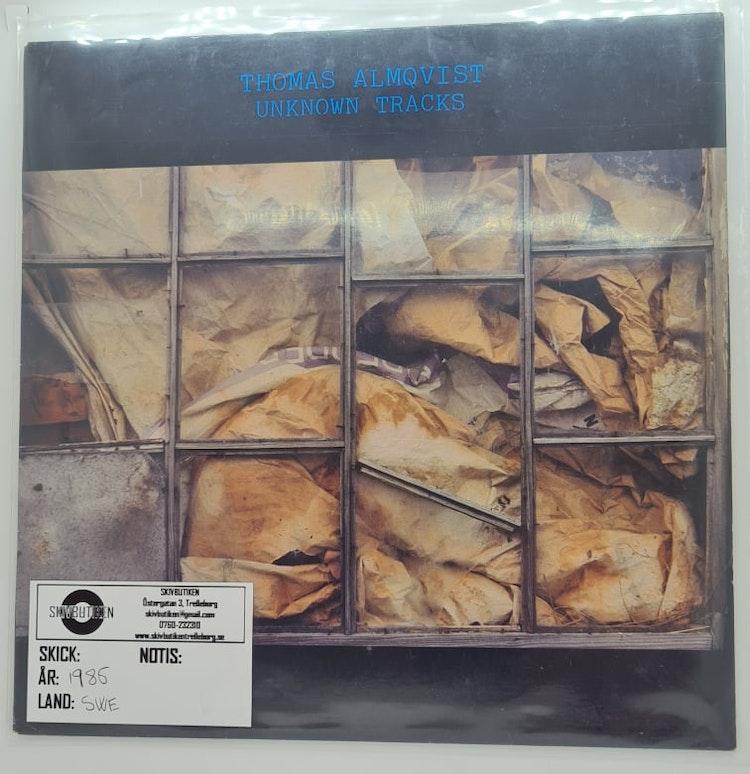Thomas Almqvist - Unknown Tracks (Beg. LP)