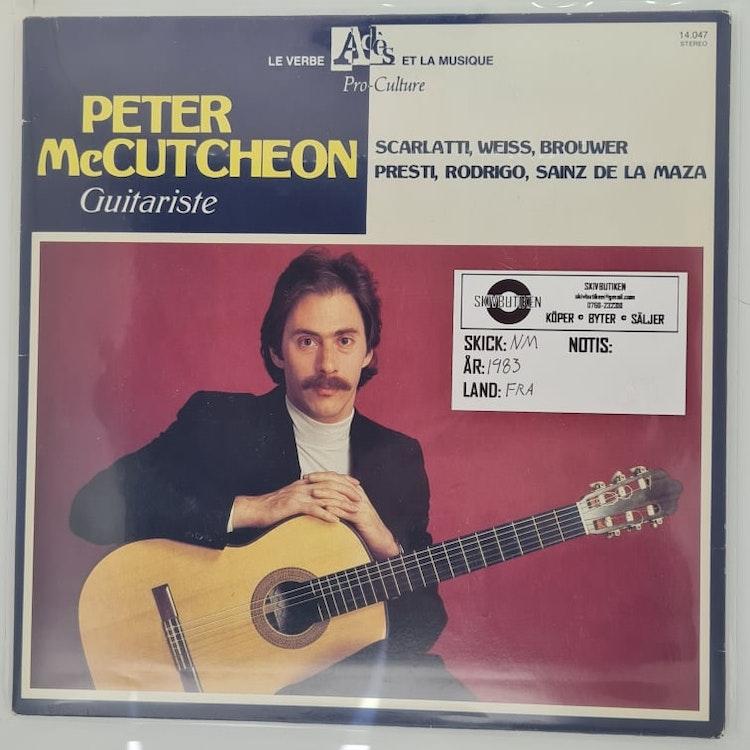 Peter McCutcheon - Guitariste (Beg. LP)