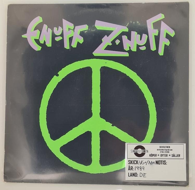 Enuff Z'nuff - Enuff Z'nuff (Beg. LP)