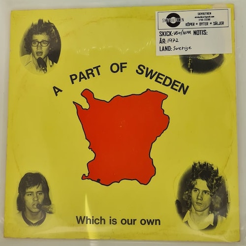 Grand Yet - A Part Of Sweden Which Is Our Own - Grand Yet Live (Beg. LP)