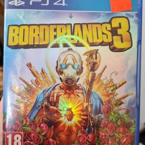Borderlands 3 (Beg. PS4)
