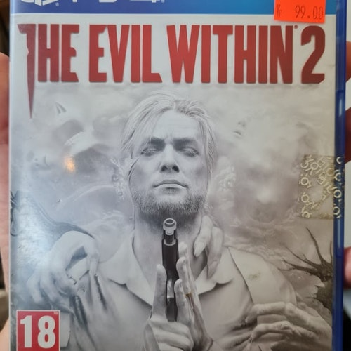 The Evil Within 2 (Beg. PS4)