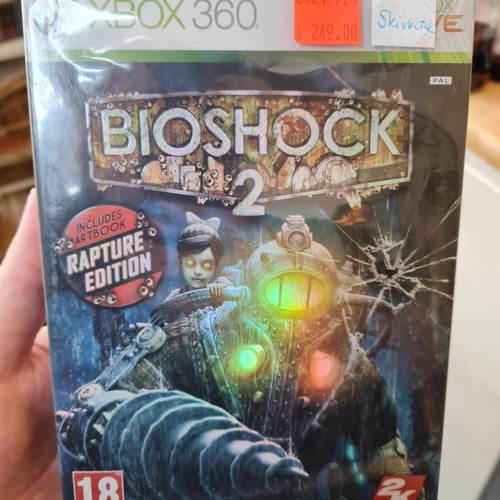 Bioshock 2 [Rapture Edition] (Beg. X360)