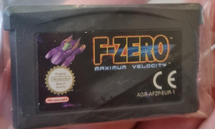 F-Zero - Maximum Velocity (GBA)