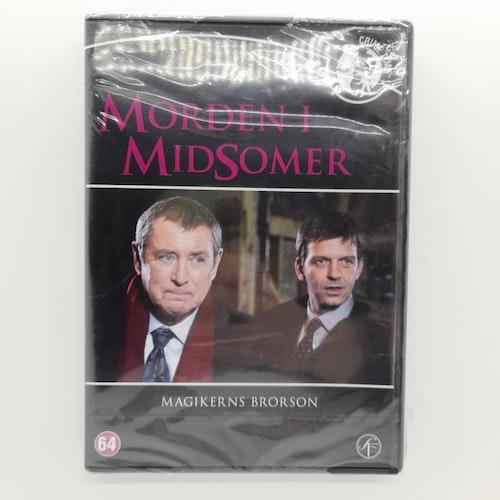 Morden i Midsomer: Magikerns Brorson (Beg. DVD)
