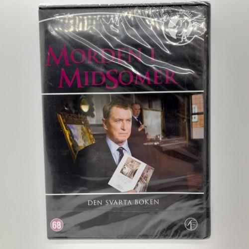 Morden i Midsomer: Den svarta boken (Beg. DVD)