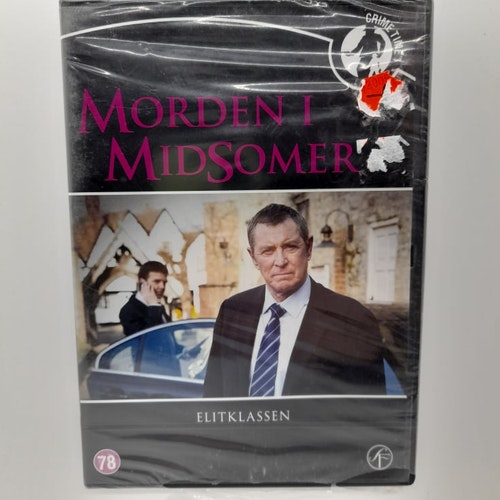Morden i Midsomer: Elitklassen (Beg. DVD)