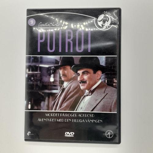 Poirot: Mordet på Roger Ackroyd, Äventyret med den billiga våningen (Beg. DVD)