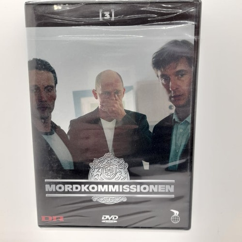 Mordkommissionen 3 (Beg. DVD)