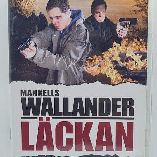 Wallander 20 - Läckan (Beg. DVD)